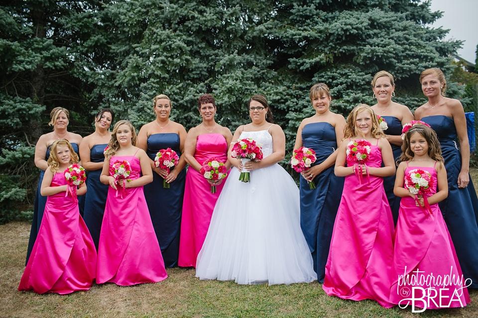 Chuck + Brittany | St. Demetrios Greek Orthodox Wedding ...