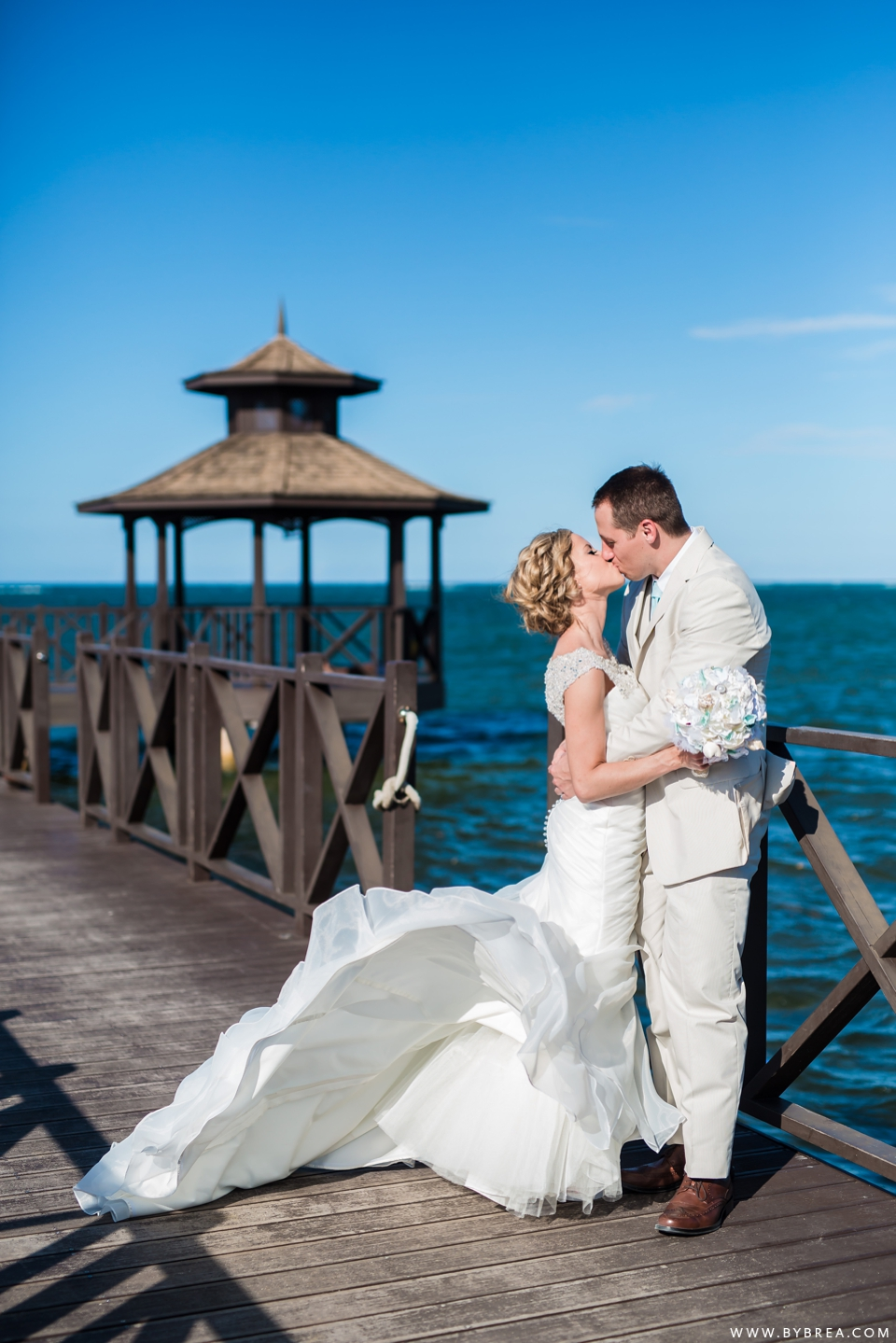 Jessie + Mike | Iberostar Rose Hall Beach | Jamaica Destination ...