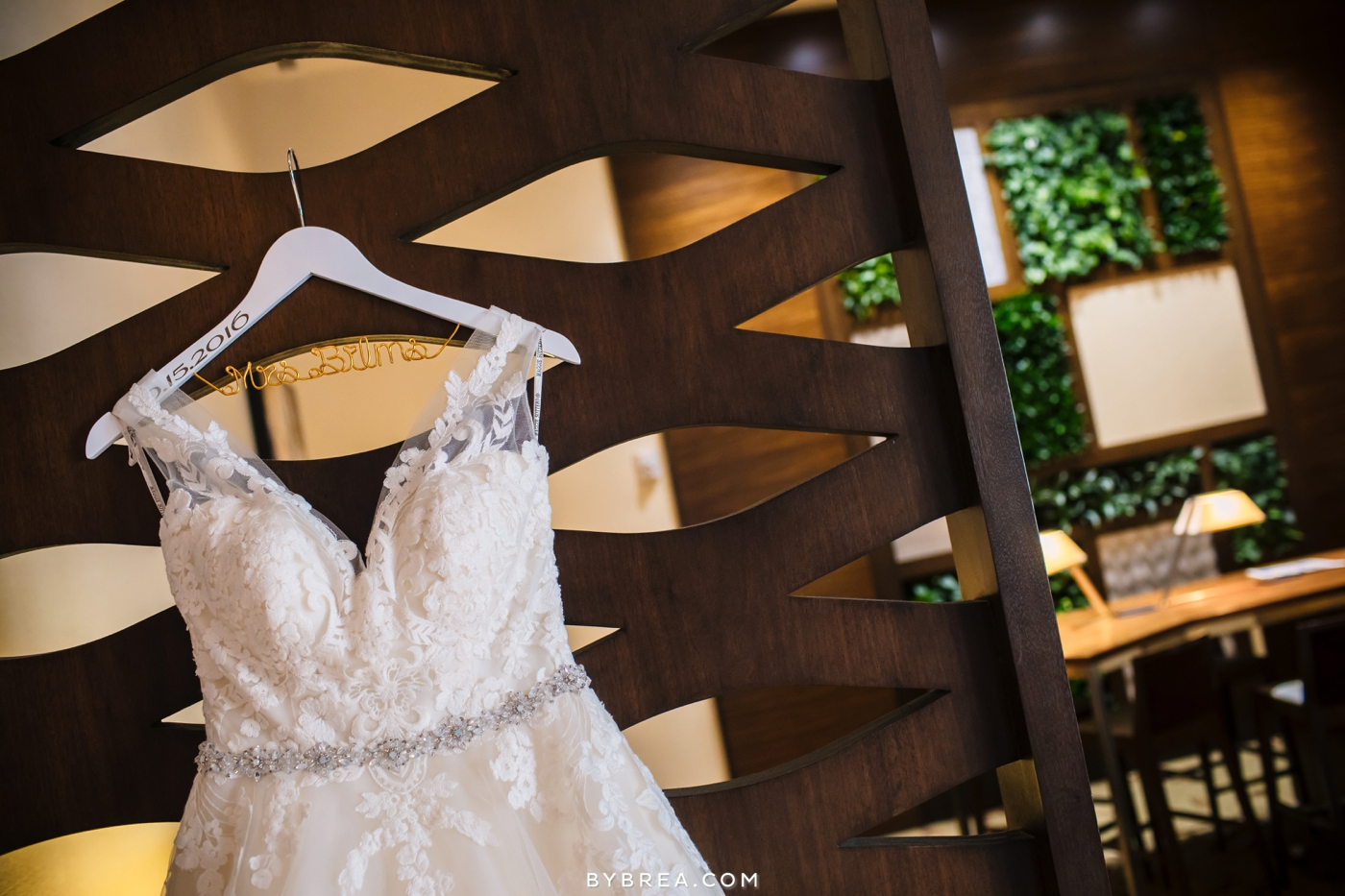 Baltimore wedding gown from K&B Bridals