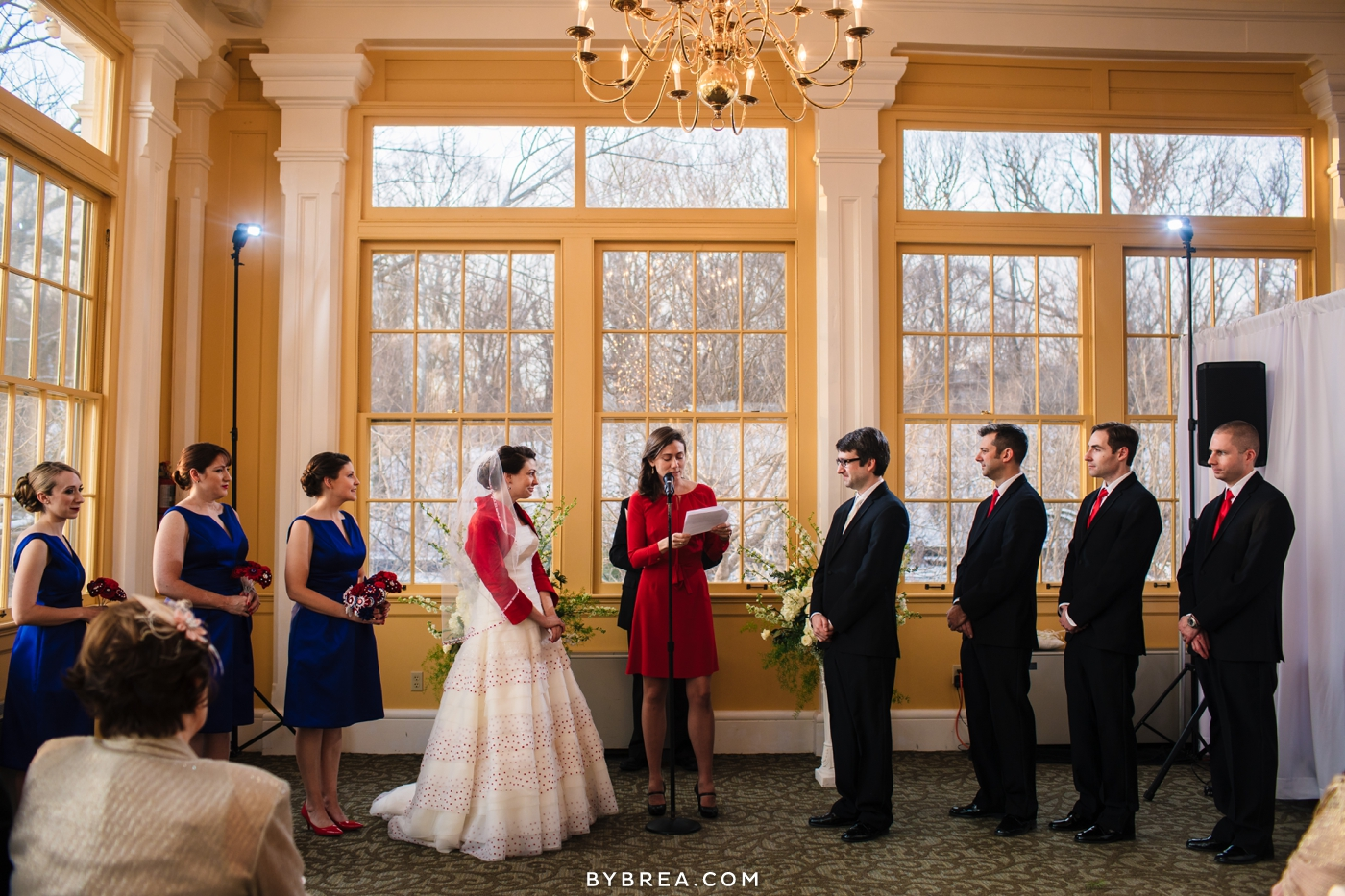 Maryland Zoo In Baltimore Wedding Photo Ceremony Officiant Historic Windows