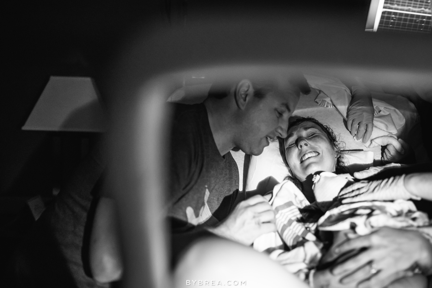 Baltimore Birth Photographer - St Joseph's Hospital