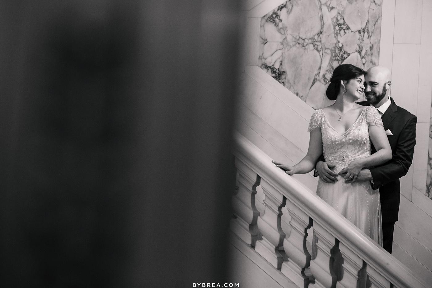 Couples portrait Hotel Monaco