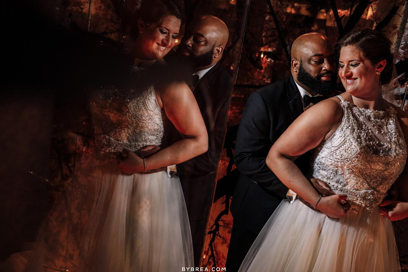 D.C. wedding at Park Hyatt bride and groom portraits