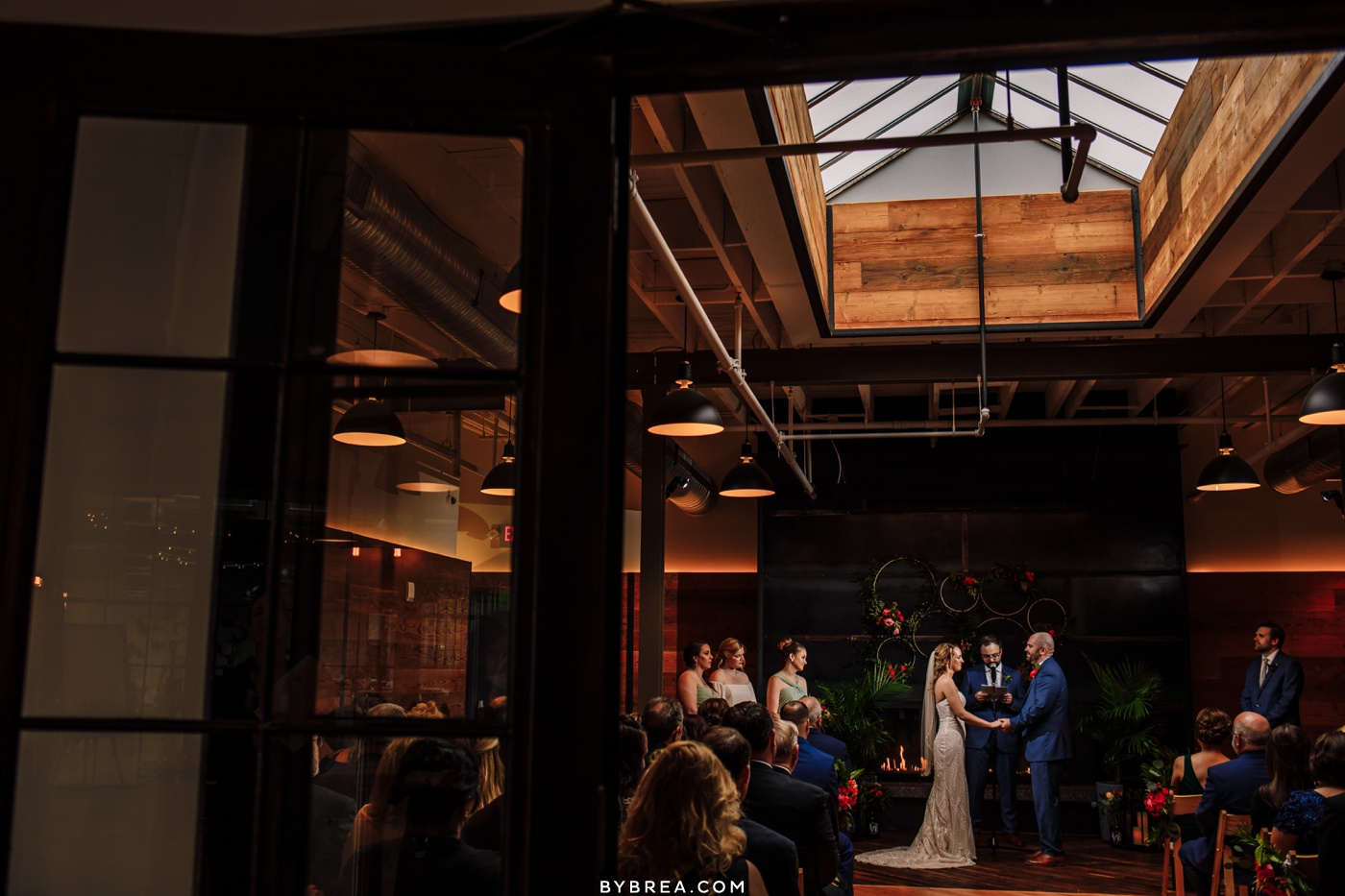 One of the Best Wedding Venues in Baltimore, The Accelerator Space