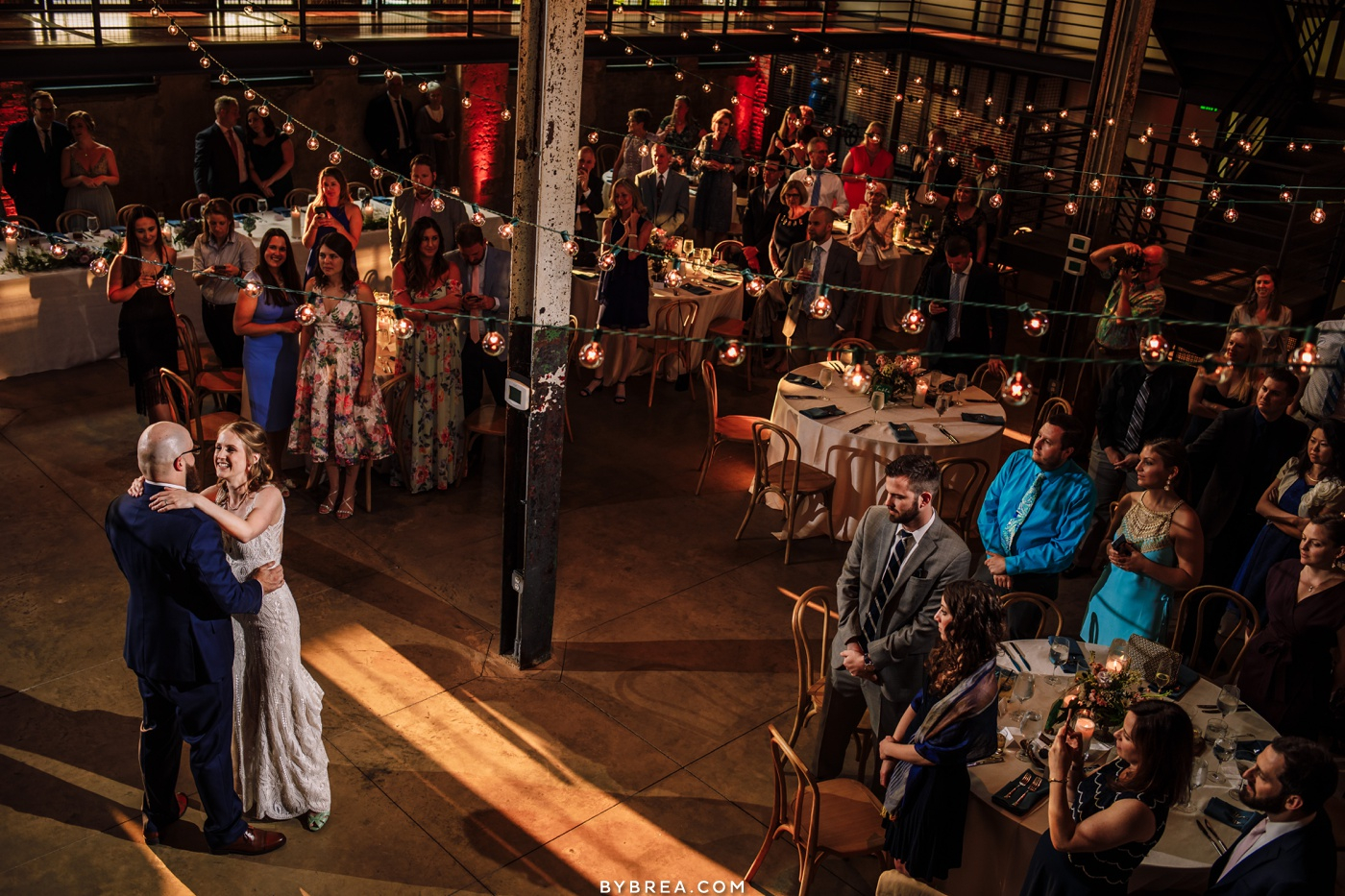 One of the Best Wedding Venues in Baltimore, The Winslow