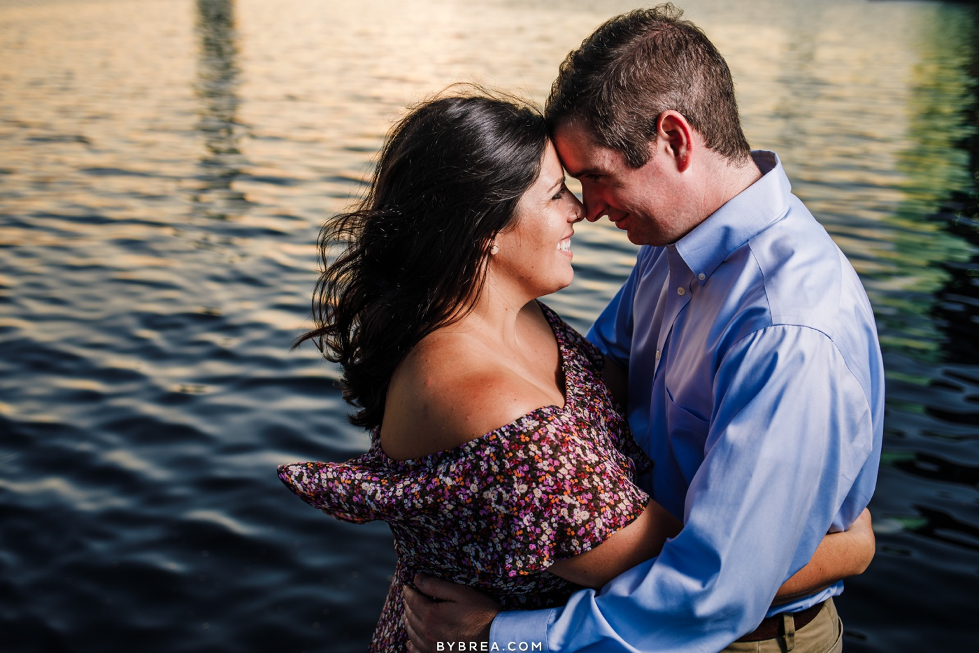 fells point engagement picture