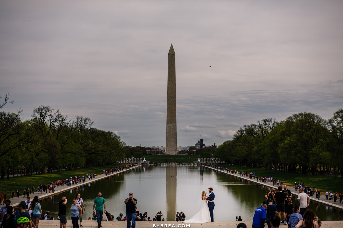 Washington D.C. Best wedding portrait 2019