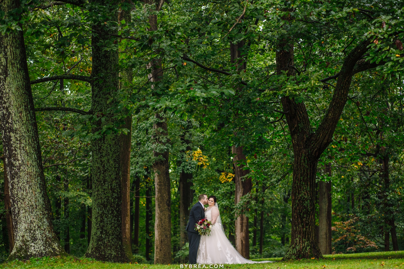 liriodendron mansion wedding photos